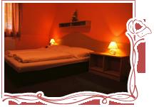 Každá izba je luxusne vybavená